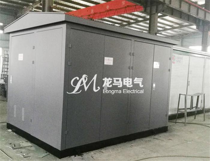 高低温10kv欧式箱变