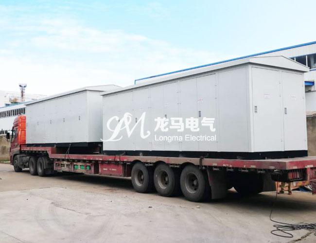 不锈钢欧式箱变-西安宁泰电气有限公司采购