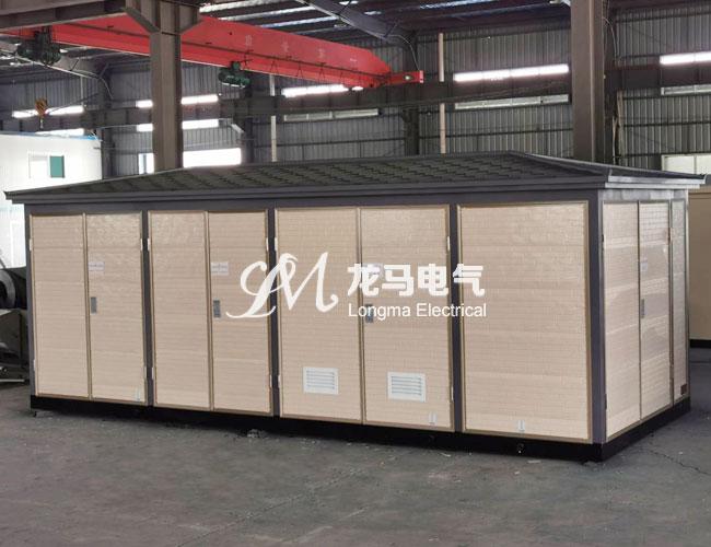 雕花板欧式箱变-合肥劲峰电气设备有限公司采购