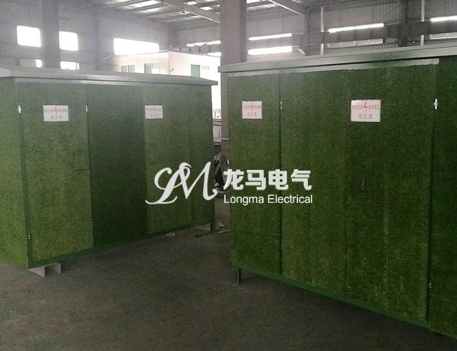 美式箱变-合肥华变电力设备有限公司采购